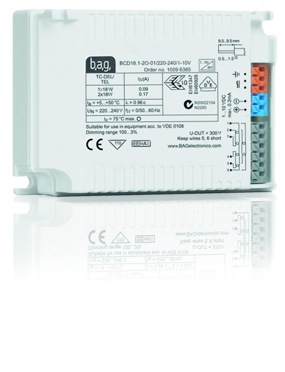 BAG HF Dimmable Ballasts