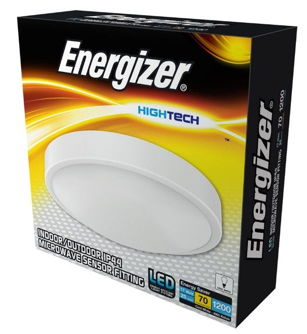 Energizer LED Circular Fitting