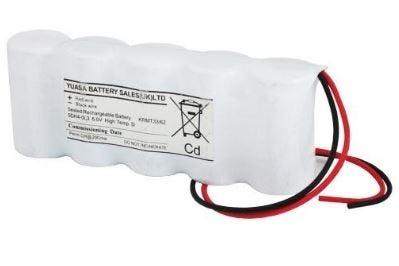 Yuasa 5 Cell Emergency Batteries
