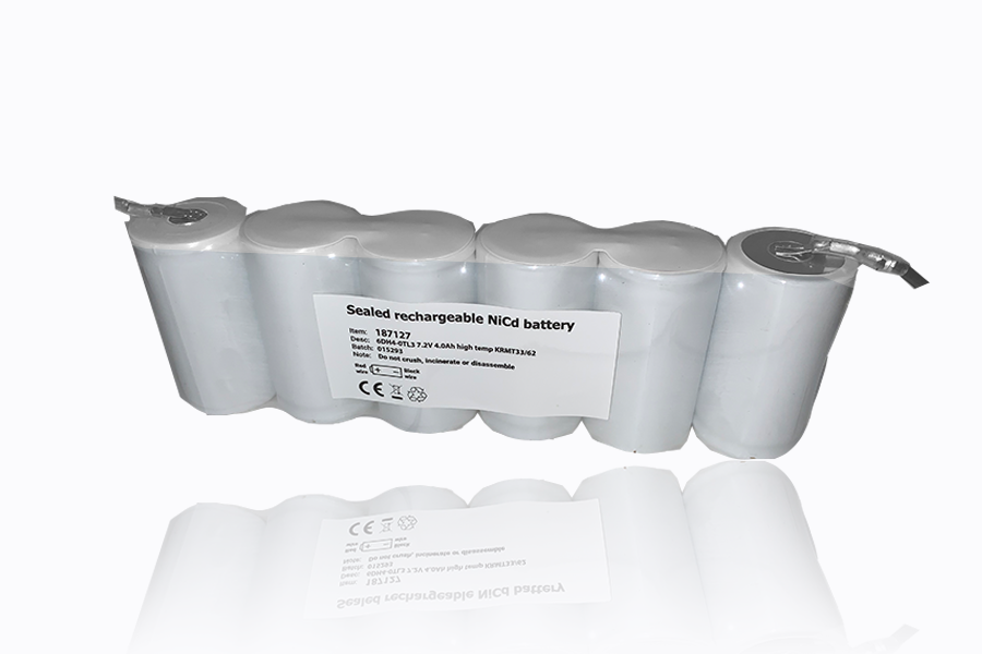6 Cell Emergency Batteries