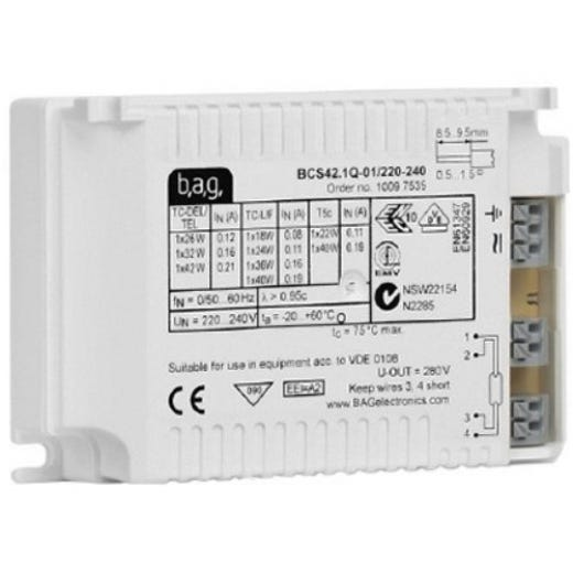 BAG/HUCO Ballasts