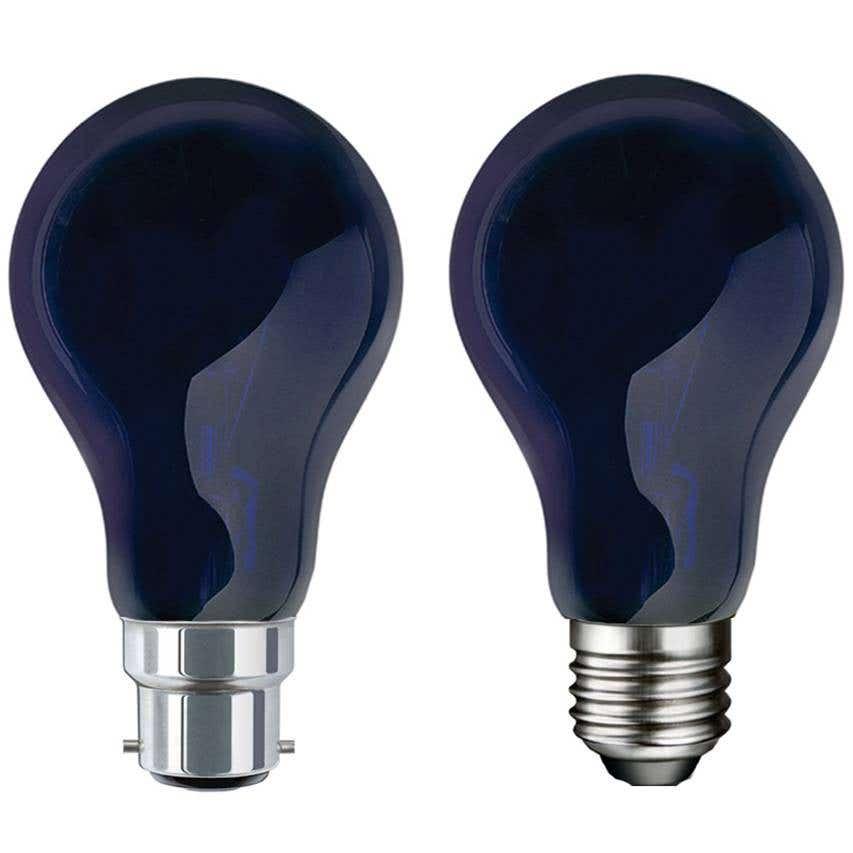Blacklight Blue General Lamps