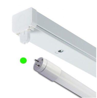 Emergency LED Batten Fittings