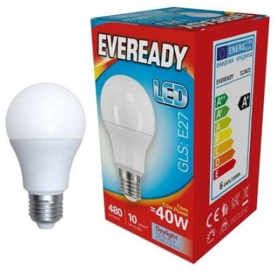 Eveready LED GLS Lamps