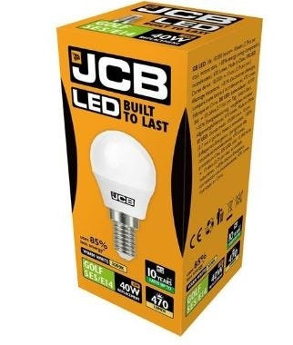 JCB LED Golf Bulbs
