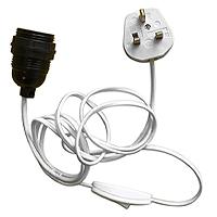 Lampholders & Cable