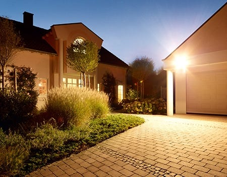 LED Floodlights For Domestic