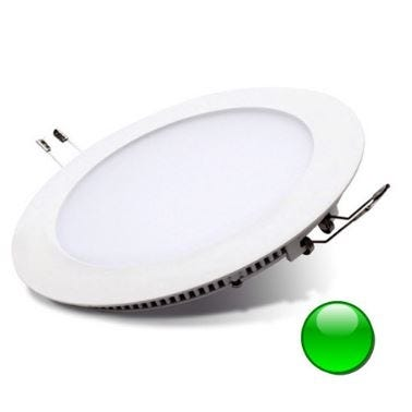 Emergency Round LED Panels