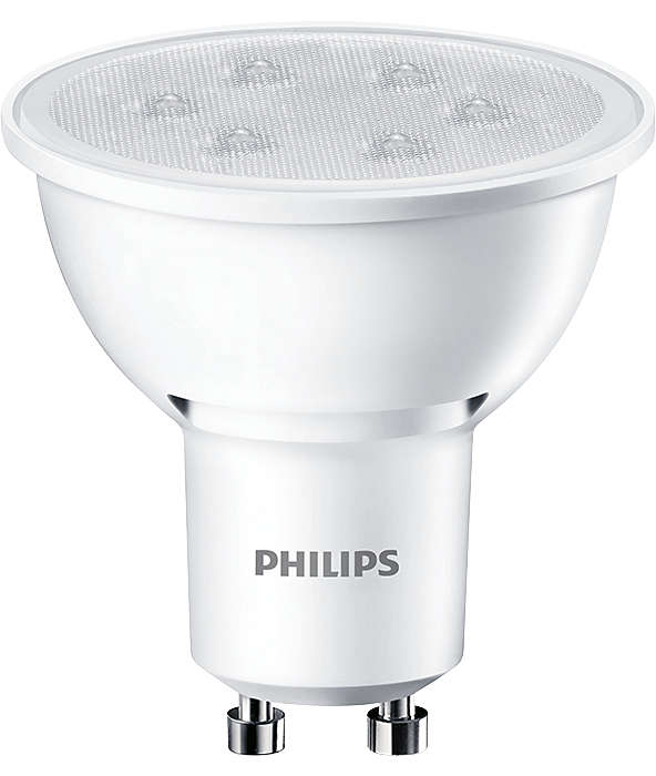 Philips LED GU10 Bulbs