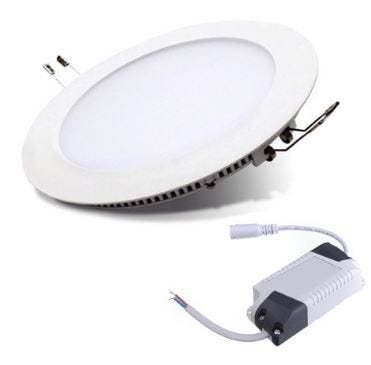 Bright Source Round LED Light Panels