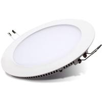 Round LED Light Panels
