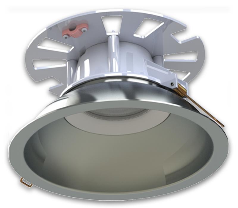 GE Surface Downlights