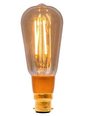 Bell Filament Lamp Range