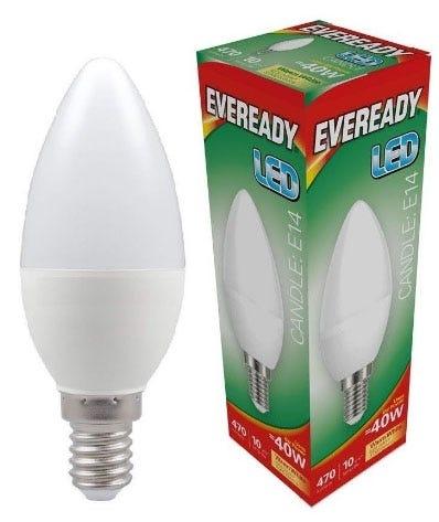Eveready LED Candles