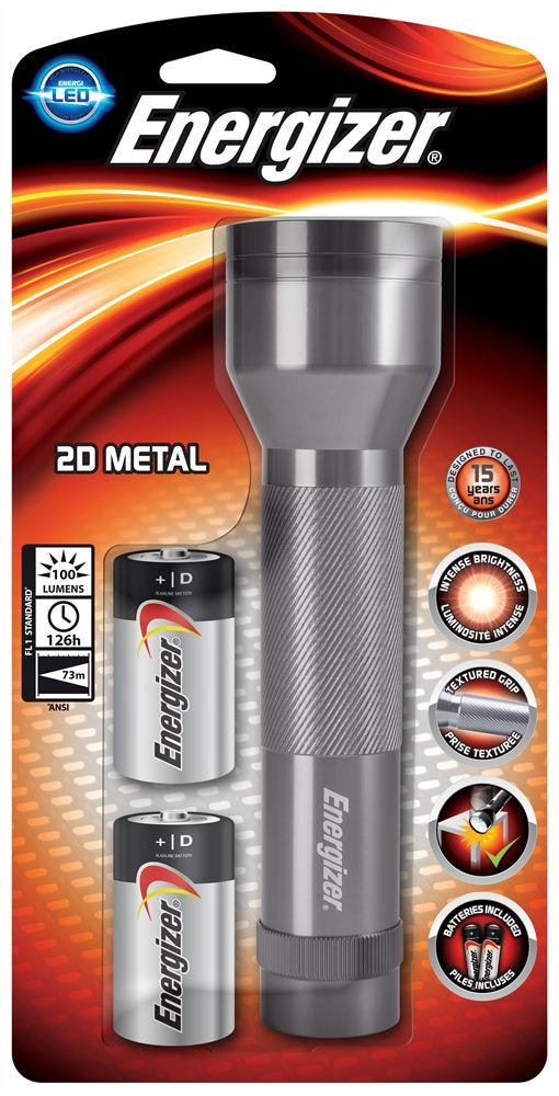 Energizer LED Torches