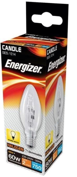 Energizer Halogen Candles