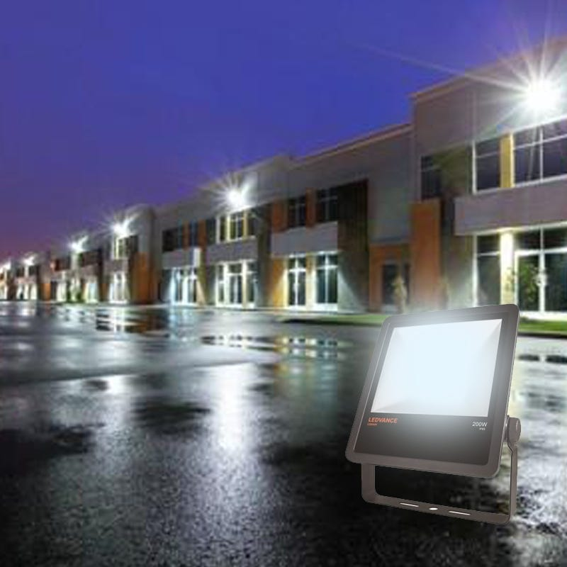 LED Floodlights For Industrial