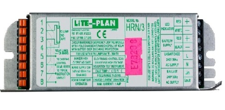 Lite-Plan HRN Emergency Modules