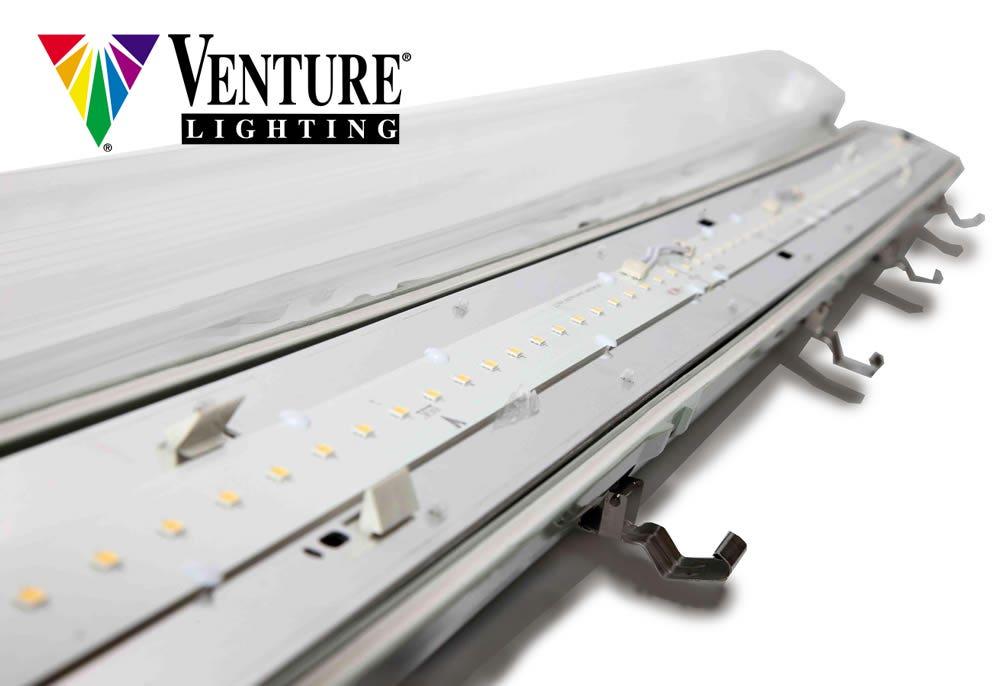 Venture LED Linear Luminaires