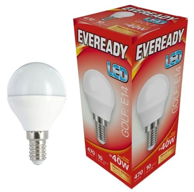 Eveready LED Golf Balls
