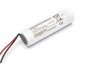 Yuasa 2 Cell Emergency Batteries