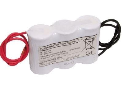 Yuasa 3 Cell Emergency Batteries
