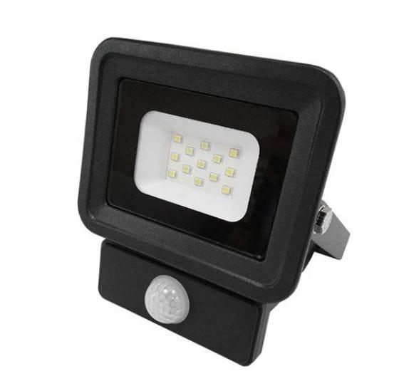 Image of 10w LED Floodlight - IP65 - PIR