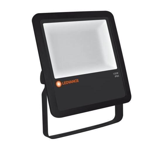 Image of Osram LEDVANCE 135w LED Floodlight 4000k IP65 - Black