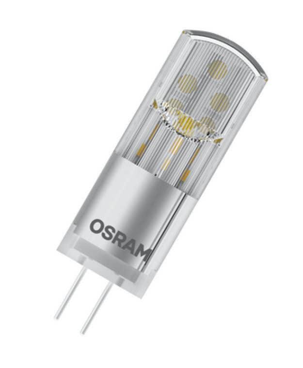 Image of Osram 2.4w LED 12v G4 2700k - 4058075811492