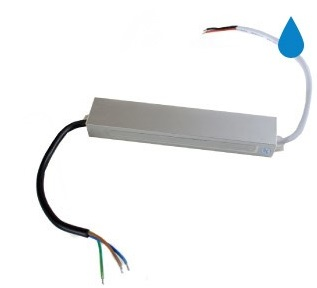 Image of High Quality Waterproof 40w LED Driver