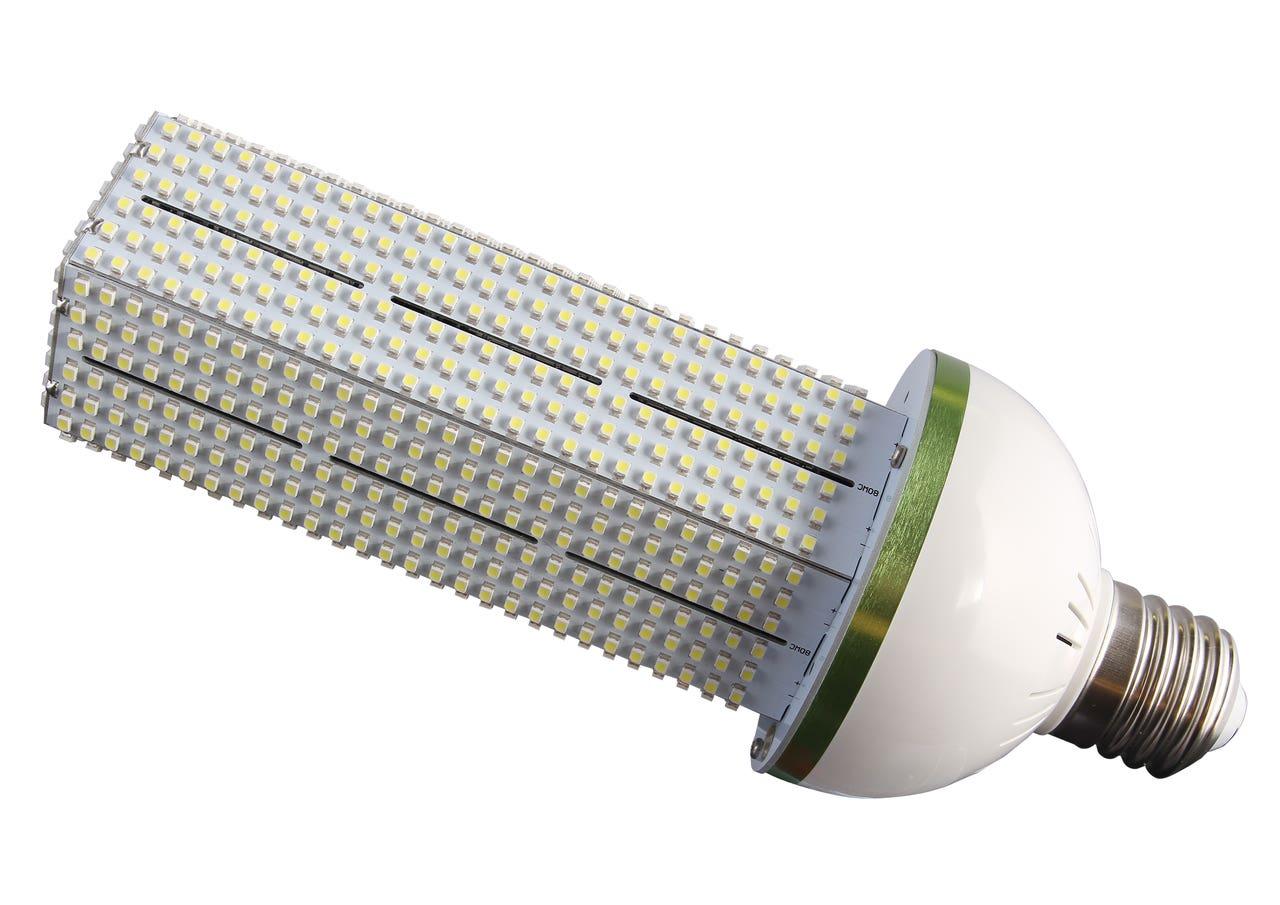 Image of 100w LED Corn Light E40 Cap