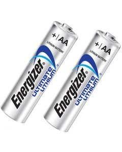AA Lithium batteries