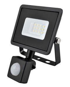 Eveready 10w LED Floodlight - IP44 c/w PIR