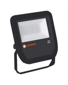Osram LEDVANCE 10w LED Floodlight 3000k IP65 - Black