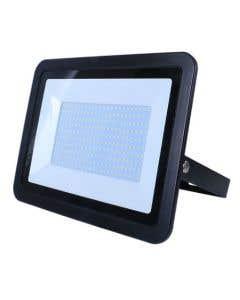 150w LED Floodlight, Black finish, 6000k colour