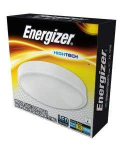 Energizer 17w LED Ceiling Fitting c/w Microwave Sensor