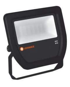 Osram LEDVANCE 20w LED Floodlight 6500k IP65 - Black