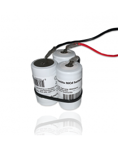 Bright Source Emergency 3 Cell (1+1+1) Battery 3.6v 4.0ah