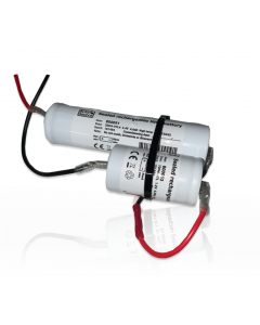Bright Source Emergency 3 Cell (2+1) Battery 3.6v 4.0ah