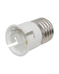 Lamp holder converter from BC to ES