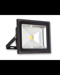 GE 46w LED Floodlight - Black