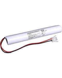 Yuasa 4DH4-0LA4 - Emergency Battery 4 Cell Stick with Leads & Amp 4DH4-0LA4