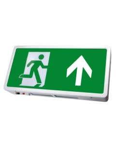 LED Emergency Exit Box - Maintained