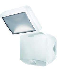 Osram Ledvance 4w LED Single Battery Powered 4000k Spotlight c/w Sensor - White