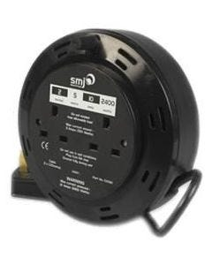 2-Way Extension Cable - 5 Metre Reel