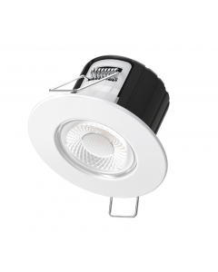 Bright Source Emergency Eco 5w LED Dimmable Downlight - Cool White 4000k