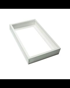 Surface Mounting Kit For 600x300 LED Panels - White