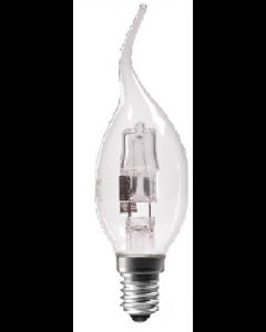 Sylvania 18w ECO Bent Tip Candle SES - 0023728