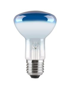 Twin Blister Pack GE Blue R64 Reflector Spotlight 60W ES - 17101