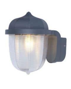Powermaster 8 Sided Charcoal Pavilion Lantern IP44 - S12511